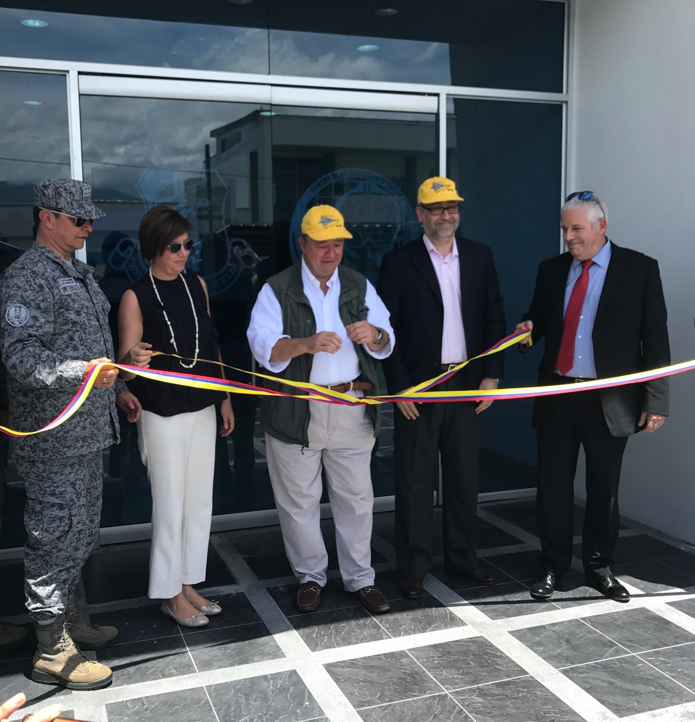 Elbit Systems Fighter Mission Training Center Inaugurated in