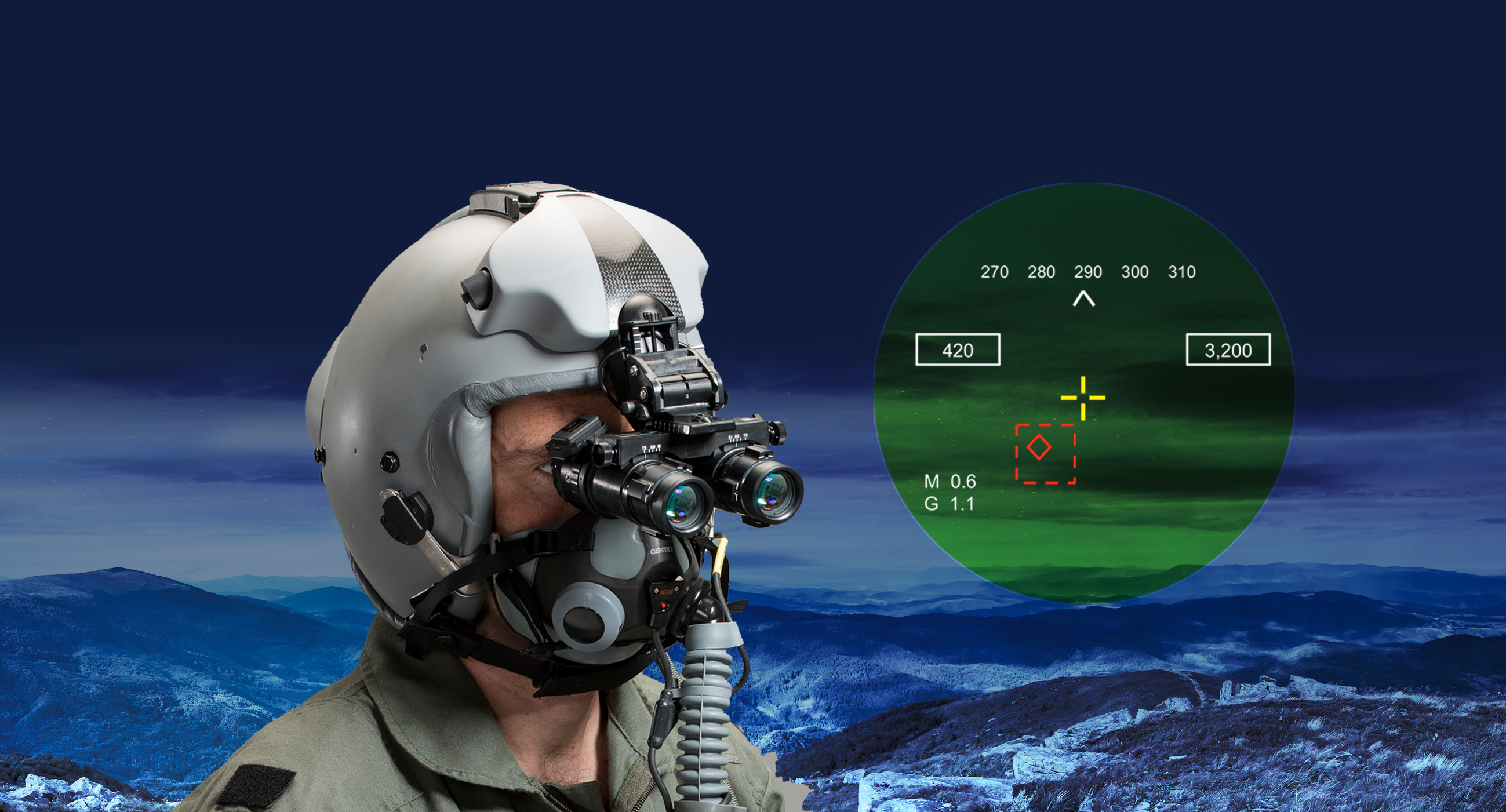 Elbit Systems Performed Successful Night Flights With