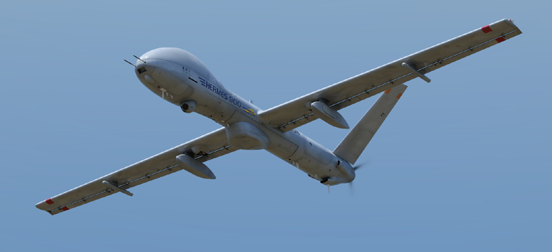 Hermes™ 900 - Elbit Systems