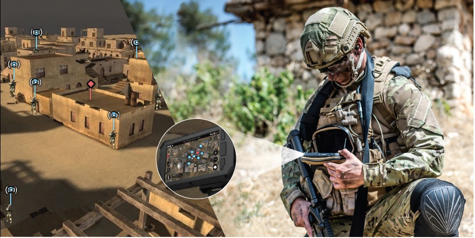 Elbit Systems Unveils Smartrack A Situational Awareness