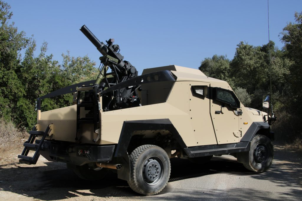 Elbit Systems Presents Spear Mk2 Latest Version Of The