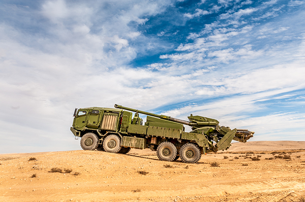 Elbit Systems to Showcase Full Suite of C4I Battlefield