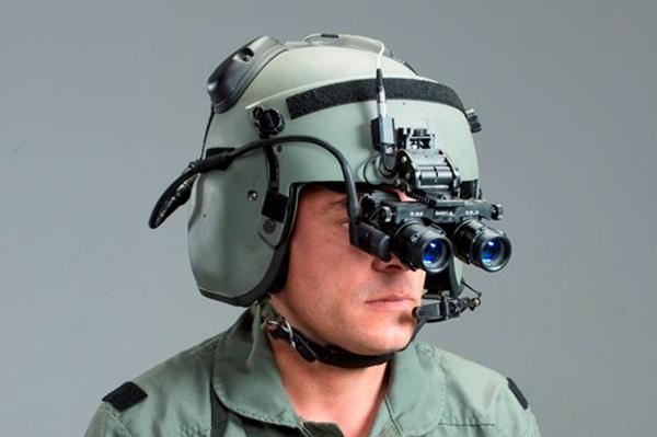 Aviators Night Vision Imaging System Head Up Display system ANVIS HUD