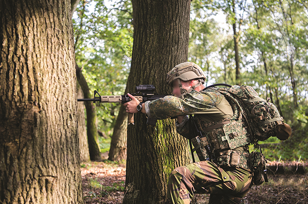 Elbit Systems VOSS for Royal Netherlands Army