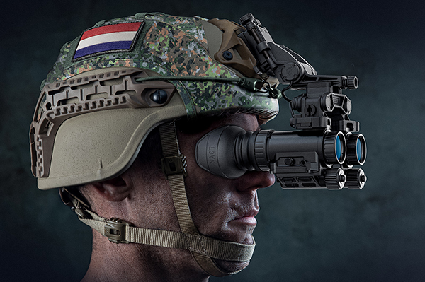 Elbit Systems  XACT nv32 micro Night Vision Systems for the Netherlands Armed Forces